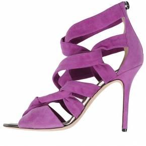 Sandales jimmy choo london femme. violet. 37 -...