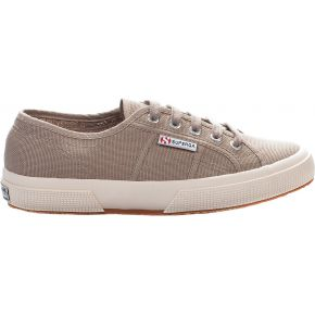 Baskets mode mixte - superga - beige fonce