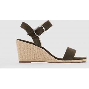 Sandales en cuir exclusivité la redoute. jonak...