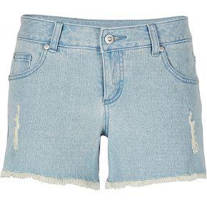 Short bleu femme - bonprix