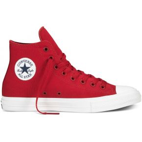 Converse chuck taylor all star ii. converse rouge