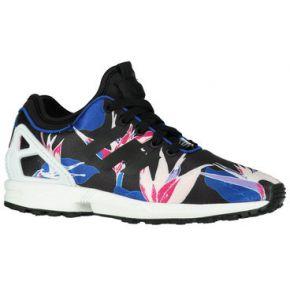 Baskets femme basses zx flux nps adidas noir...