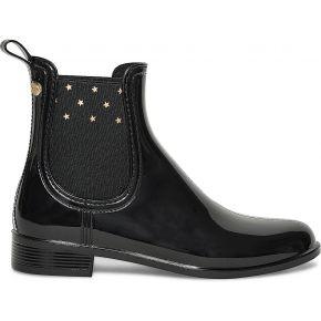 Chelsea boots igor étoiles plastique noir