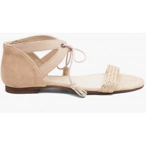 Sandales en cuir et peau juliette - m....