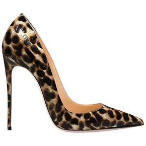 Dyf chaussures hauts talons forte texture fine...