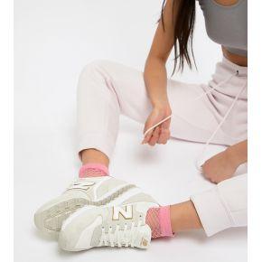 Femme new balance - 996 - baskets - blanc cassé...