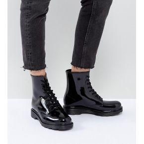 Femme asos - global - bottes de pluie avec...
