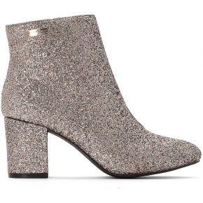 Boots paillettes clora feminin argent les...