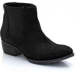 Boots chelsea nubuck irisé, à enfiler feminin...