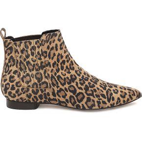 Boots léopard cuir femme multicolore eram
