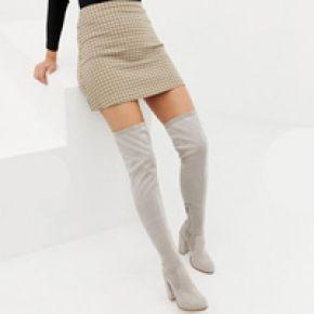 Femme asos design - kassidy - cuissardes...
