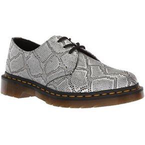 Dr. martens vegan 1461 femme chaussures metallic