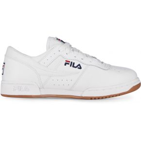 Original fitness low fila blanc 42 homme