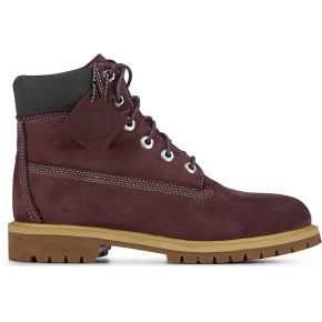 6 inch boot timberland bordeaux 36 femme