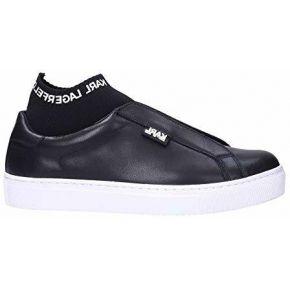 Karl lagerfeld kl61041 sneakers femme noir 37
