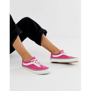 Femme vans - bold ni - baskets - rose - rose