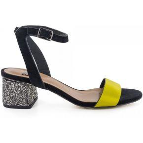 Chaussures jaune citron : je veux du soleil à mes pieds
