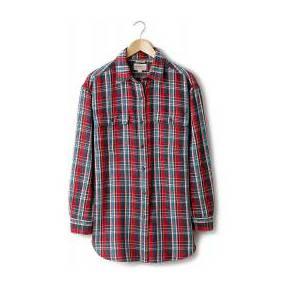 Chemise à carreaux. denim & supply ralph lauren