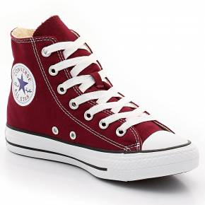 Baskets montantes ctas core hi, bordeaux. converse