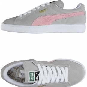 Sneakers & tennis basses puma femme. gris...