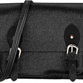 Petit sac cartable noir détail paillettes nala...