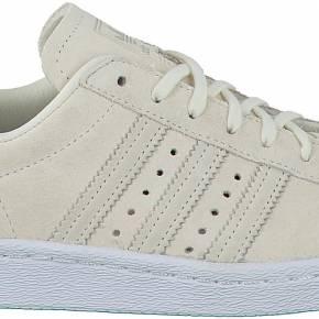 Baskets pour femme adidas en couleur blanc