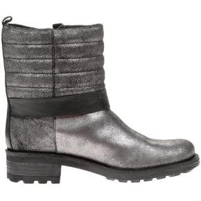 Boots femme en cuir dernières paires