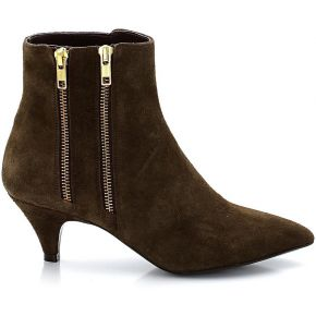 Boots en cuir aleia. jonak kaki