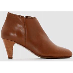 Boots cuir mademoiselle r. mademoiselle r camel