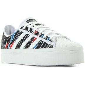 Superstar rize w. adidas noir et blanc