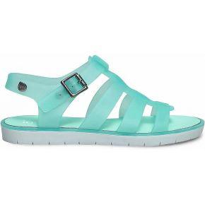 Sandale souple igor bleu turquoise