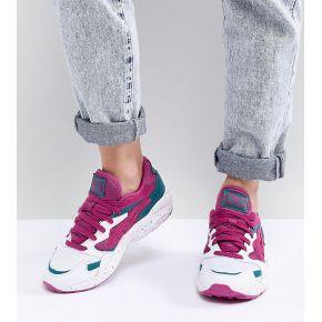 Femme asics - gel-diablo - baskets - violet -...