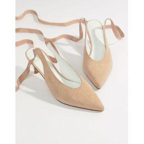Femme asos white - foxglove - chaussures en...