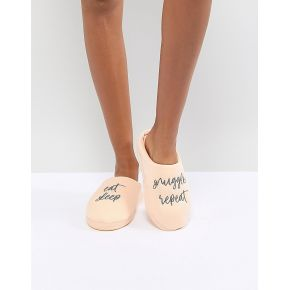 Femme asos design - nearly bedtime - chaussons...