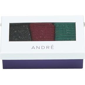 Chaussettes douceur multicolor andré