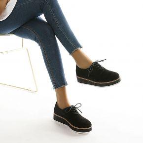 Chaussures derbies à lacets
