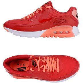 Sneakers & tennis basses nike femme. rouge....