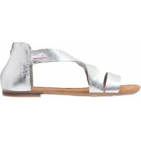 S.oliver sandales silver