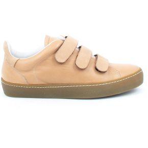 Sneakers noa cuir nude