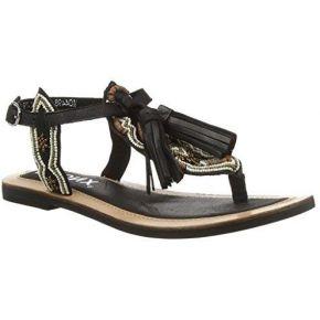 Bronx biksax, sandales bout ouvert femme - noir...