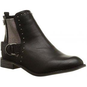 Kaporal bisty, bottes classiques femme, noir,...