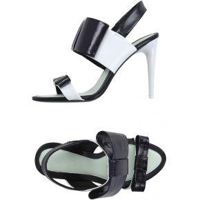 Sandales kenzo femme. noir. 36 - 38 .