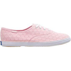 Keds eyelet baskets basses light pink