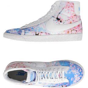 Sneakers & tennis montantes nike femme. bleu...