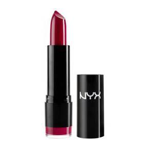Round lipstick - chic red