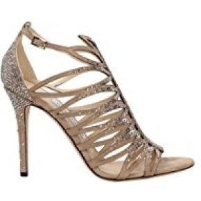 Jimmy choo sandales kaye femme - cuir...