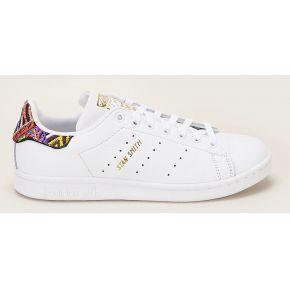Sneakers en cuir stan smith w brodé originals -...