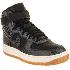 Nike wmns air force 1 hi prm, grau - beige