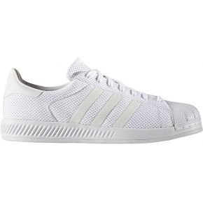 Baskets superstar bounce masculin blanc adidas...