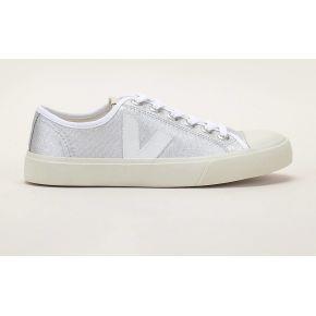 Sneakers argentées wata - veja